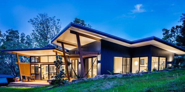 BCA Certified Tradical Hempcrete House in NSW